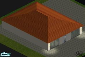 Sims 1 — Mega Mart by Yami Yue — A one stop shop for your sims