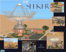 Sims 2 — The Seeker by laivine_erunyauve — Your alien-hunting, space-mad sims will love searching the skies for