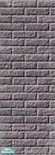 Sims 1 — Rocky Wall Shade Blues 2 by MasterCrimson_19 — Rocky Wall Black Shade Blues 2: I really had fun putting this