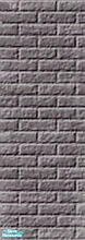 Sims 1 — Rocky Wall Shade Blues 1 by MasterCrimson_19 — Rocky Wall Black Shade Blues 1: I really had fun putting this