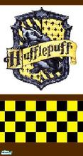 Sims 1 — hufflepuff wallpaper by jhs3fh — Wallpaper for your Harry Potter\'s Hogwarts Castle