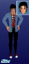 Sims 1 — Billie Joe Armstrong by marlinha_lelis —