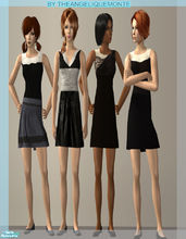 Sims 2 — Elegance by theangeliquemonte — A charm of elegance in clothing lasts forever,whatever is trendy at the