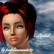 Sims 3 — Glossy Lipstick by perfektmoments632 — by perfektmoments , created with TSR Workshop