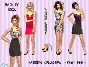 Sims 2 — Fashion Collection - part 145 - by BBKZ — Available as everyday/formal/maternity for YAs/adults. No EP required.