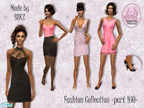 Sims 2 — Fashion Collection - part 160 - by BBKZ — Available as everyday/formal for YAs/adults. Maternity friendly. No EP