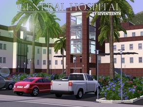Sims 3 — General Hospital *Free version* by seventeenth2 — Hi! At first - it's not a functional hospital. Your simmies