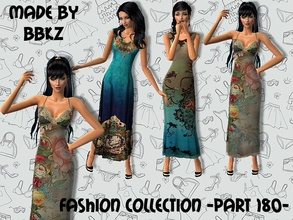 Sims 2 — Fashion Collection - part 180 - by BBKZ — Available as everyday/formal for YAs/adults. No EP required. Free mesh