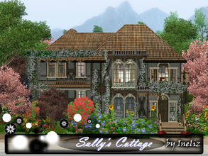 Sims 3 — Sally's Cottage by Ineliz — Spring time is right around the corner, and if your sims need a perfect little place