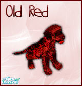 Sims 1 — Old Red by BloodMaple —