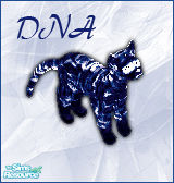 Sims 1 — DNA Cat by BloodMaple —