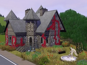 Sims 3 — Myrthille Way by timi722 — This is an old home, rich with memories from the past. Who knows where the wind