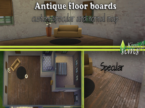 Sims 4 — Antique floors by kiwisims_4 —