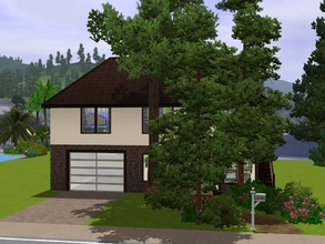 Sims 3 — Sweet Little House - No CC! by Schokobrownie952 — This sweet little house is perfect for couples that want to