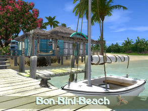 Sims 3 — Bon Bini Beach by fredbrenny — Welcome to Bon Bini Beach. Bon Bini means welcome in Papiamento, the local