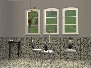 Sims 2 — TS2-Stone Tiles - Stone Tile Wall by allison731 — Category: Tile Cost: 5