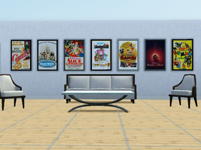 Sims 3 — DISNEY POSTERS Pack 1 by Innocentkittie — DISNEY MOVIE POSTERS PK 1 By Innocentkittie