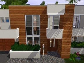 Sims 3 — Tropic Home by blgfan902 — Taking inspiration from homes in Sunlit Tides, this house is perfect for any sim that