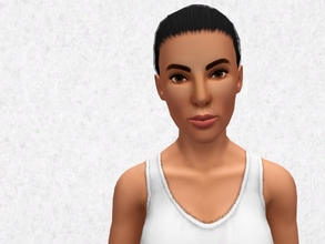 Sims 3 — Kim Kardashian by Bearina — Kim Kardashian Kimberly Kardashian West (born Kimberly Noel Kardashian; October 21,