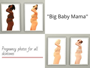 Sims 3 — Big Baby Mama Pictures by JulieK1 — Pregnancy Photos