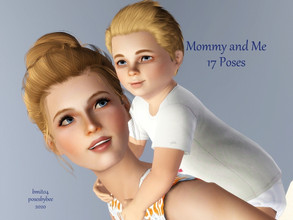 Sims 3 — Mommy and Me by jessesue2 — Finally the Mommy and Me set has been updated! This new set also includes two new
