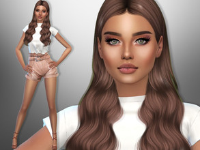 Sims 4 — Daphne Pirin by divaka45 — Click on the Creator Notes tab (next to description) to see the full list of CC!!!