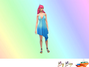 Sims 4 — Colored CAS Background 7672 by Bige — Colored CAS Background for your sims. I hope you like it. :) Custom CAS