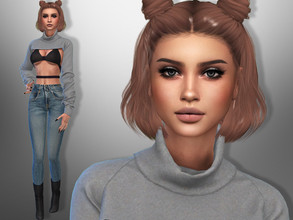 Sims 4 — Cara Hassan by divaka45 — Go to the tab Required to download the CC needed. DOWNLOAD EVERYTHING IF YOU WANT THE