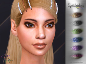 Sims 4 — Eyeshadow RPL10 by RobertaPLobo — :: 6 swatches :: Female (Adult) :: HQ mod compatible :: Custom thumbnail ::