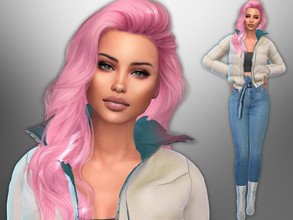 Sims 4 — Marilena Ferry by divaka45 — Go to the tab Required to download the CC needed. DOWNLOAD EVERYTHING IF YOU WANT