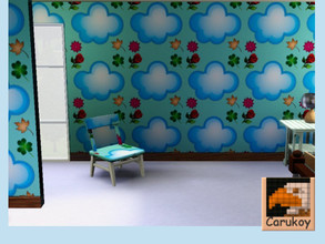 Sims 3 — Test_1 Carukoy Pattern by Carukoy — A pattern for your sims by Carukoy