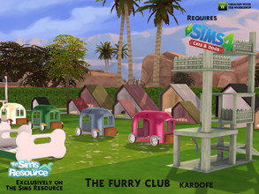 Sims 4 — kardofe_The furry club by kardofe — Set of 12 new leggings for the furriest of the big sims family, contains fun