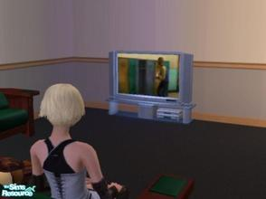 Sims 2 — American Teens (movie) by venusdemilo — An '80s type teen flick. I didn't add voiceovers or subtitles to this