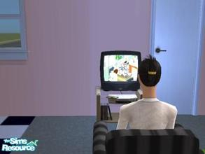 Sims 2 — The Fairfields TV Show 3 by venusdemilo — This television show is intended for placement in the Sims