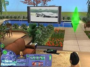 Sims 2 — TopGear for The Sims 2 by oldmember_Mr_Manouvah — Hi, i want to present you: TopGear for The Sims 2. This is the