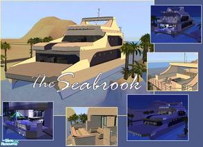 Sims 2 — The Seabrook by laivine_erunyauve — Let your sims celebrate New Year (or any other occasion) in style on this